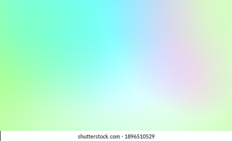 Abstract soft light  gradient blur background in pastel colorful.