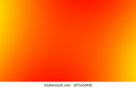 Abstract soft light yellow orange and red gradation background in pastel colorful.concept for your graphic design poster banner and backdrop.