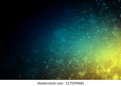 Abstract space background