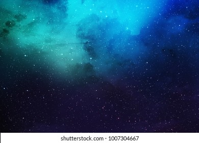 Abstract space nebula backgrounds