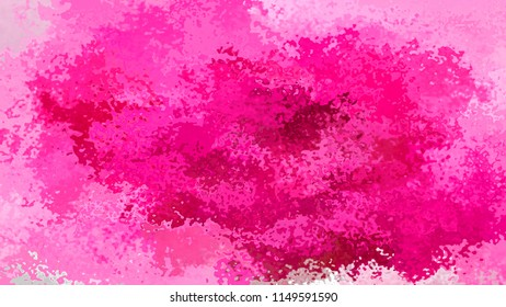 abstract stained pattern texture rectangle background hot pink rose magenta burgundy fuchsia color - watercolor effect