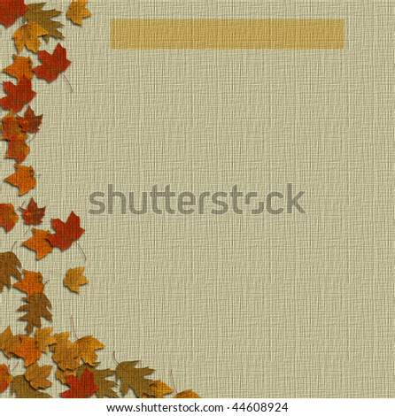 abstract stationary texture fall theme stock illustration 44608924