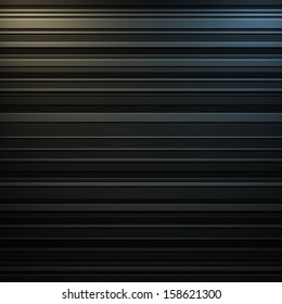 abstract striped background line design of 3d raised texture, cool elegant formal background pinstripe decor, fine macro detail, gray black background neutral color tone with silver stripe background