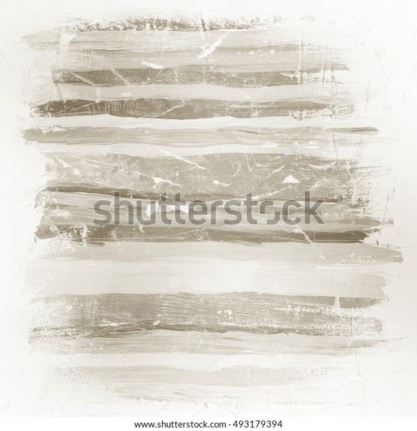 Abstract striped watercolor grunge background