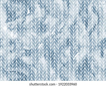 Abstract summer chevron seamless pattern. Geometric background. seamless distressed Striped herringbone background.