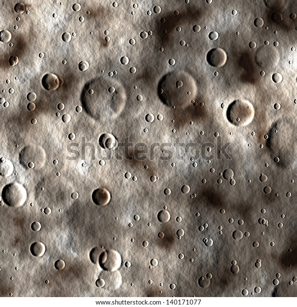 Abstract Texture Alien Planet Surface Other Stock Illustration 140171077