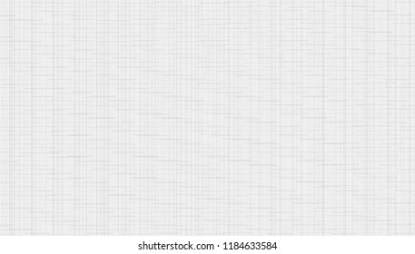 Abstract texture of a fabric surface for a background with stitches, seams and stitching. Template for website, banner or presentation. A checkered pattern with thin uneven lines. Black, white, gray.