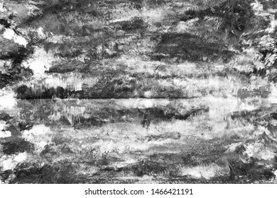 Abstract texture hand painted watercolor. Gray, black, white colors. Concept: kitchen, surfaces, marble, wallpaper, textiles, printed products.