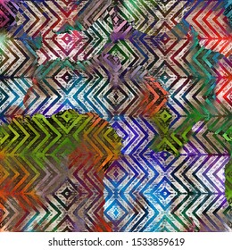 Abstract texture repeat modern pattern