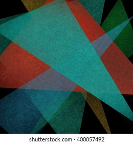 abstract triangle background angles