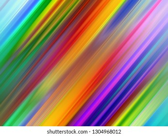 abstract vibrant slanted lines wallpaper. blurry creative illustration. modern texture with movement concept pattern and geometric stripes background