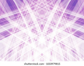 Abstract violet background. Beautiful illustration crossing lines.