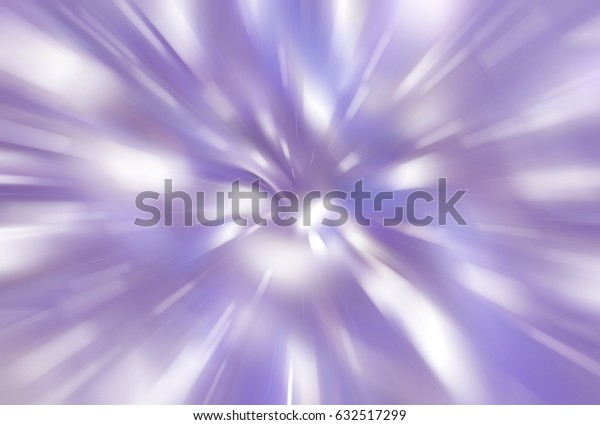 abstract violet background. fractal explosion star with gloss and lines. illustration beautiful.