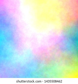 abstract watercolor background - irregular pattern