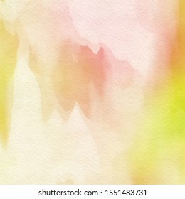 abstract watercolor background on old paper