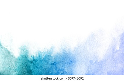 abstract watercolor background for textures and backgrounds