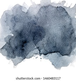 abstract watercolor creative illustration for decoration.