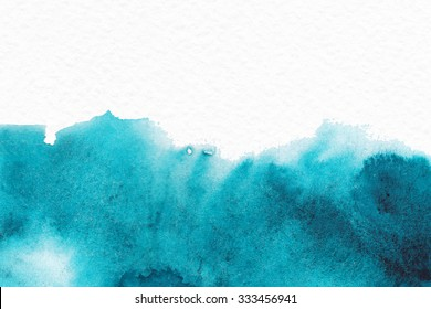 """Abstract watercolor hand painted background. .Album """"New Abstract Water Colour Backgrounds"""". Watercolor Wash. Watercolor Ombre Background."""