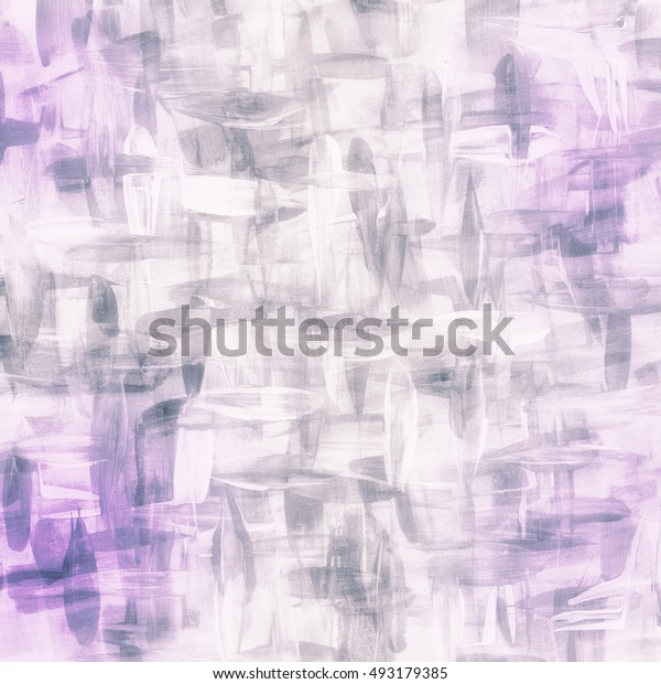 Abstract watercolor hand painted background with brush strokes.