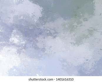 Abstract watercolor & oil paint background by beautiful mixed colors with splash fluid texture for background, banner, smartphone, ipad walpaper.