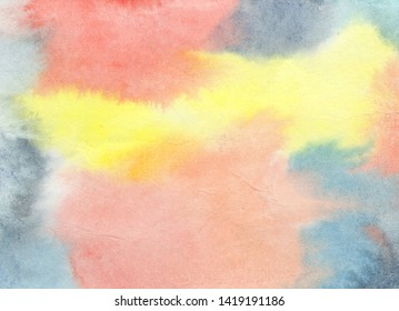 abstract watercolor paper texture background