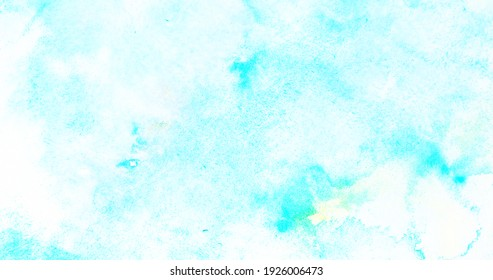 Abstract watercolor texture as background