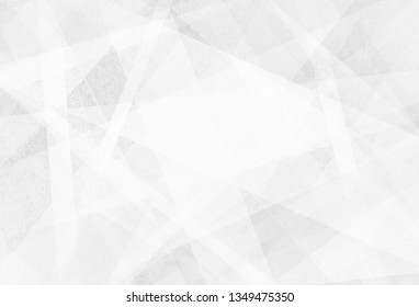 abstract white background with faint triangles and angles and shapes in random pattern with texture