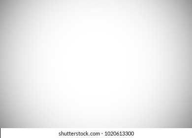 Abstract white background with vignette.