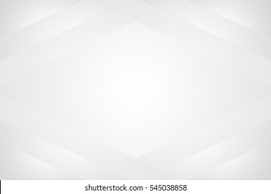 abstract white and grey background with smooth gradient radial blur, blank space for text