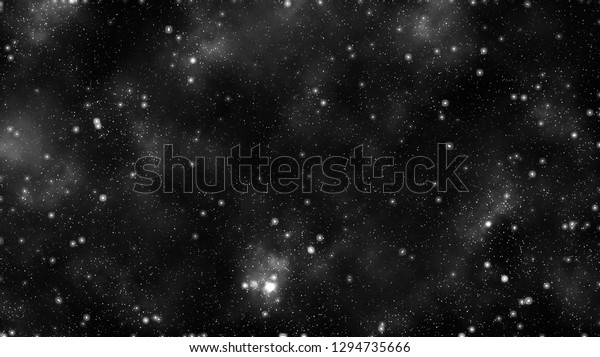space wallpaper black and white