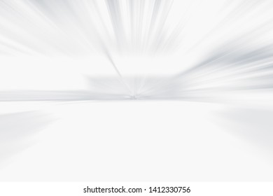 ABSTRACT WHITE SPEED MOTION BACKGROUND WITH VELOCITY LINES