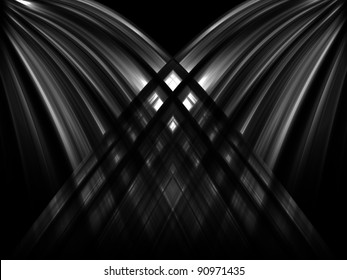 Abstract  woven carbon fiber background