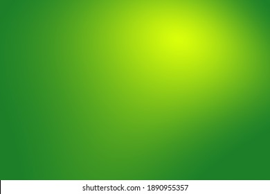 Abstract yellow green gradient texture background.  Gradation light color mint lime for display product ad website wallpaper  template.