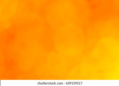 Abstract yellow and orange background