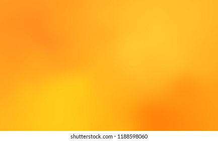 Abstract yellow orange soft cloud gradation background texture.concept advertising for your graphic design poster banner and backdrop.