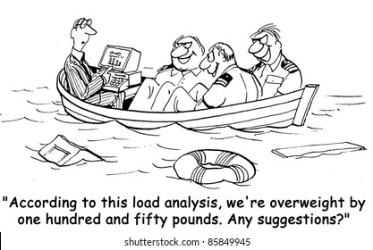 According to this load analysis, we are overweight by one hundred and fifty pounds.  Any suggestions?