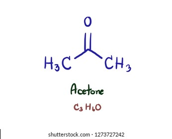 Acetone (propanone) is the organic compound with the formula (CH3)2CO. It is a colorless, volatile, flammable liquid, and is the simplest and smallest ketone