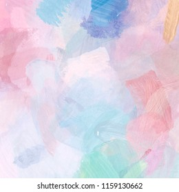 Adorable soft-colored digital watercolor texture. Perfect as trendy background for branding, packaging design, greetings, invites, weddings, apparel,and much more