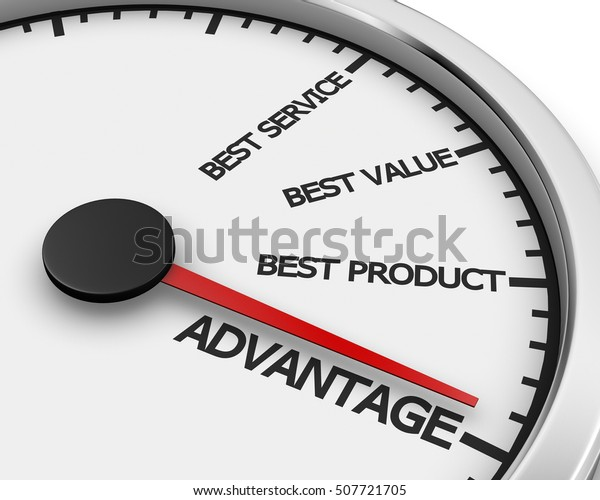Advantage Better Product Price Service Speedometer Stock