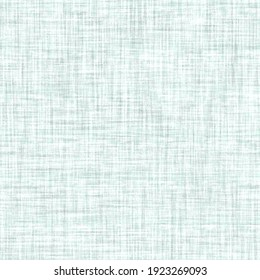 Aegean teal mottled patterned linen texture background. Summer coastal living style home decor fabric effect. Sea green wash grunge distressed blur material. Decorative textile seamless pattern