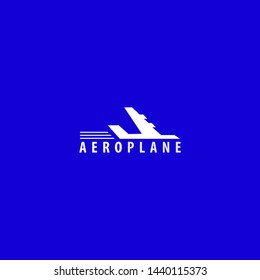 the aeroplane logo with a plane half body like a fighter that quickly made this design. unique, modern, luxurious.
