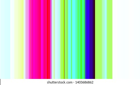 Aesthetic old retro tv test image, tv snows, tv bars, VHS, GLITCH EFFECT. 3d or primary colors diffraction, flawing technologies, designing patterns, broken pixel, various errors, bug …