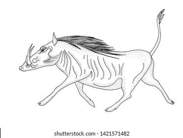 Ilustraciones, imágenes y vectores de stock sobre Pig Pen