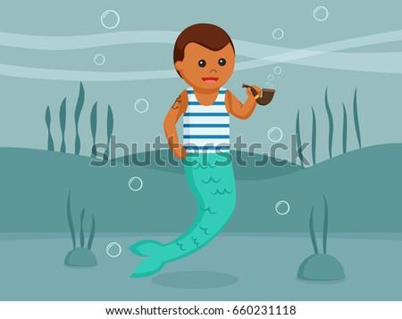 meren neito sarja kuva suku puoli