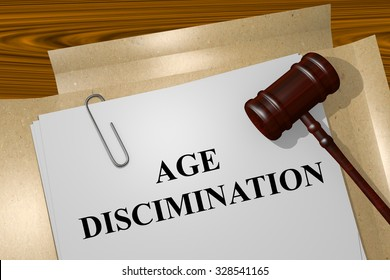 Age discrimination Title On Legal Documents