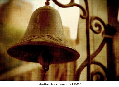 aged bell