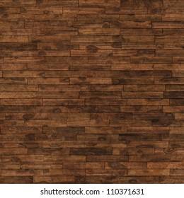aged parquet floor