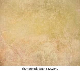 Aged Terracotta Plaster Background