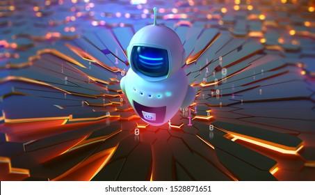 crypto robotas)