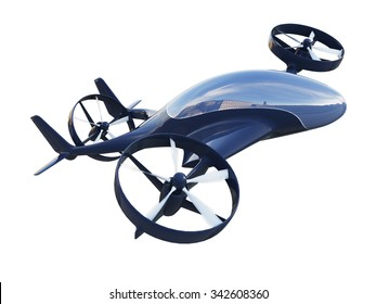 Luftfahrzeug, 3D-Konzept